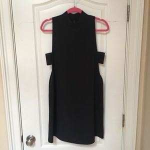 Little Black Dress w/ cutouts